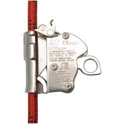 Block nyitható zuhanásgátló 12 mm átmérőjű kötélzethez